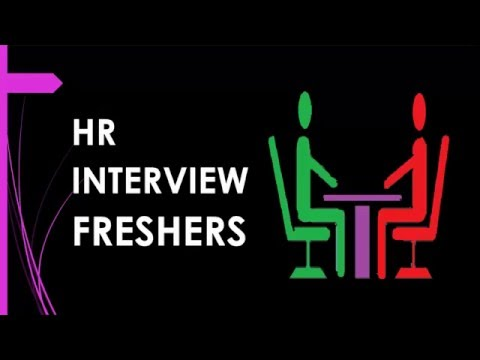 HR Interview Questions and Answers - FRESHERS [Real-time Answers]