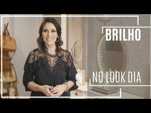 Como Usar Brilho Durante O Dia - Karol Stahr - Personal Stylist