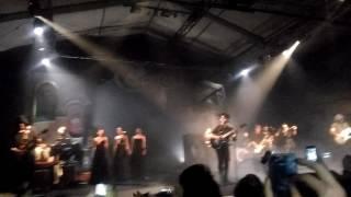 APRITI CIELO - MANNARINO @Napoli 10/04/17
