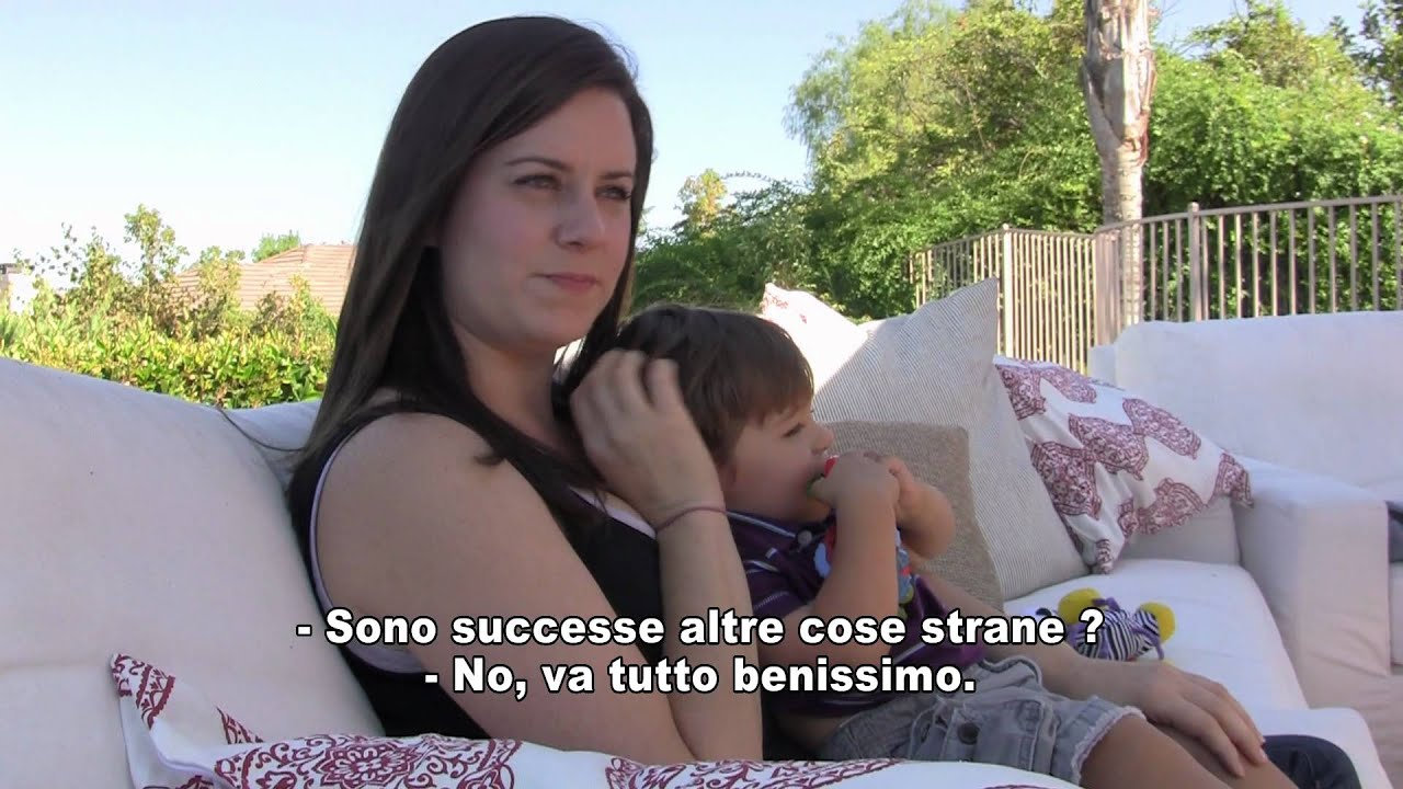 Paranormal Activity 4 Video Riassunto Della Storia Della Saga Youtube