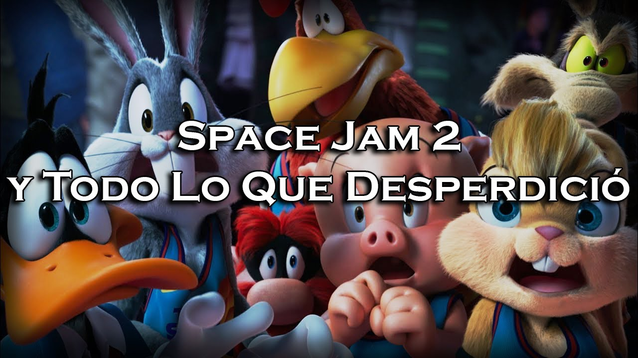 | Space Jam 2 y La Formula Que Fracasó | Crítica |