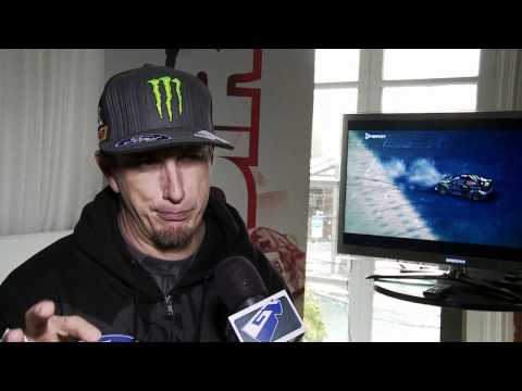 Dirt 3 - Ken Block Gymkhana Interview HD