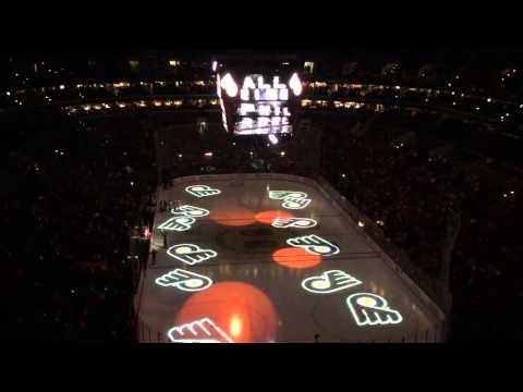 Philadelphia Flyers 2015.16 Intro