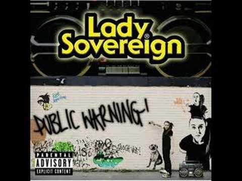 """Lady Sovereign """"Public Warning"""" +Lyrics"""