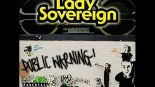 Watch Lady Sovereign Public Warning video