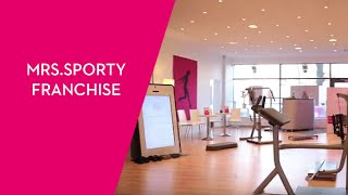 Der Mrs.Sporty Fitness-Club - individuelles Training mit Personal Trainer