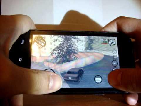 GTA San Andreas Android Prestigio PAP4055DUO