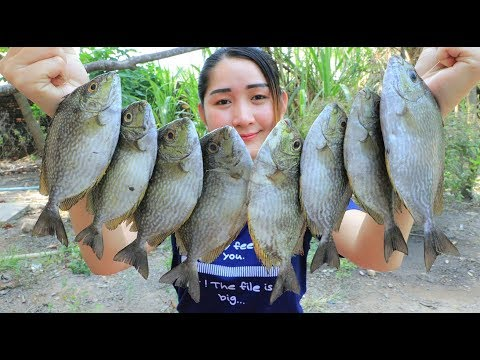 Yummy Fried Sea Fish Sour Sweet Cooking – Sea Fish Stir Fry – Cooking With Sros
