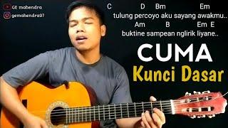 Kunci Gitar SATRU - Denny Caknan X Happy Asmara | Mudah Untuk Pemula