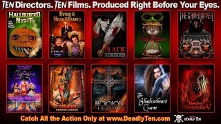 FULL MOON DEADLY TEN COMING SOON (10 HORROR MOVIES 20/20)