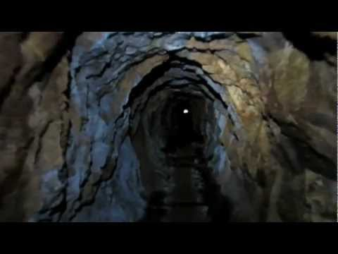 Abandoned Gold Mine New Zealand - Coromandel Success Mine