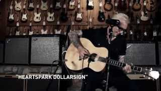 "Art Alexakis of Everclear ""Heartspark Dollarsign"" At: Guitar Center"