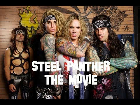 Steel Panther The Movie Trailer Youtube