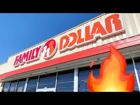FAMILY DOLLAR CLEARANCE!!!🔥*OMG* $1 CLOTHES!!!!
