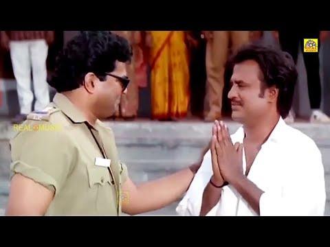 தலைவர் ரஜினிகாந்த்... வீரா திரைப்பட அதிரடி சண்டை காட்சி || #Rajinikanth || #TamilCinema || #Veera