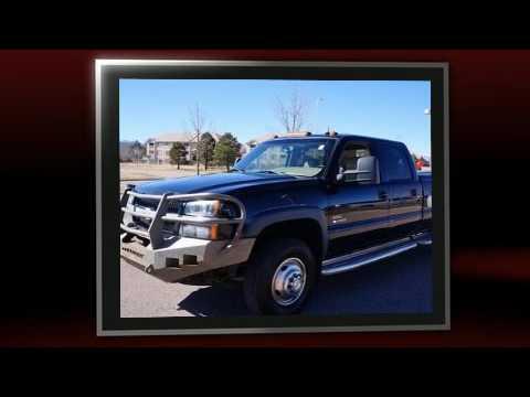 2004 Chevrolet Silverado 3500 in Colorado Springs, CO 80923