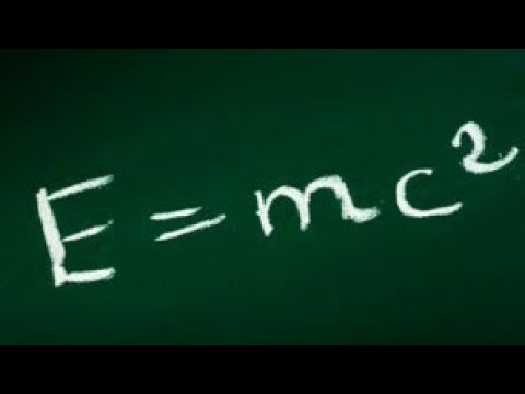 Derivation of mass-energy relationship (E=mc2)