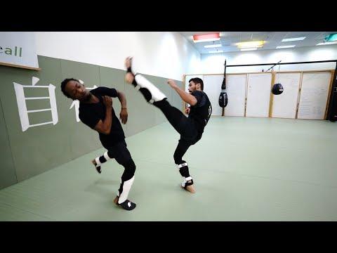 Kick Technique Tutorial - Axe Kick