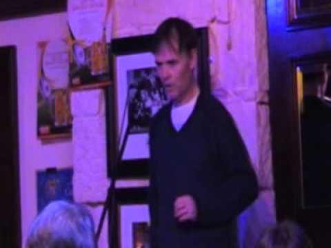 Billy Watson.TV - Blind Poetics -  11/11/13 - Open Micer 1