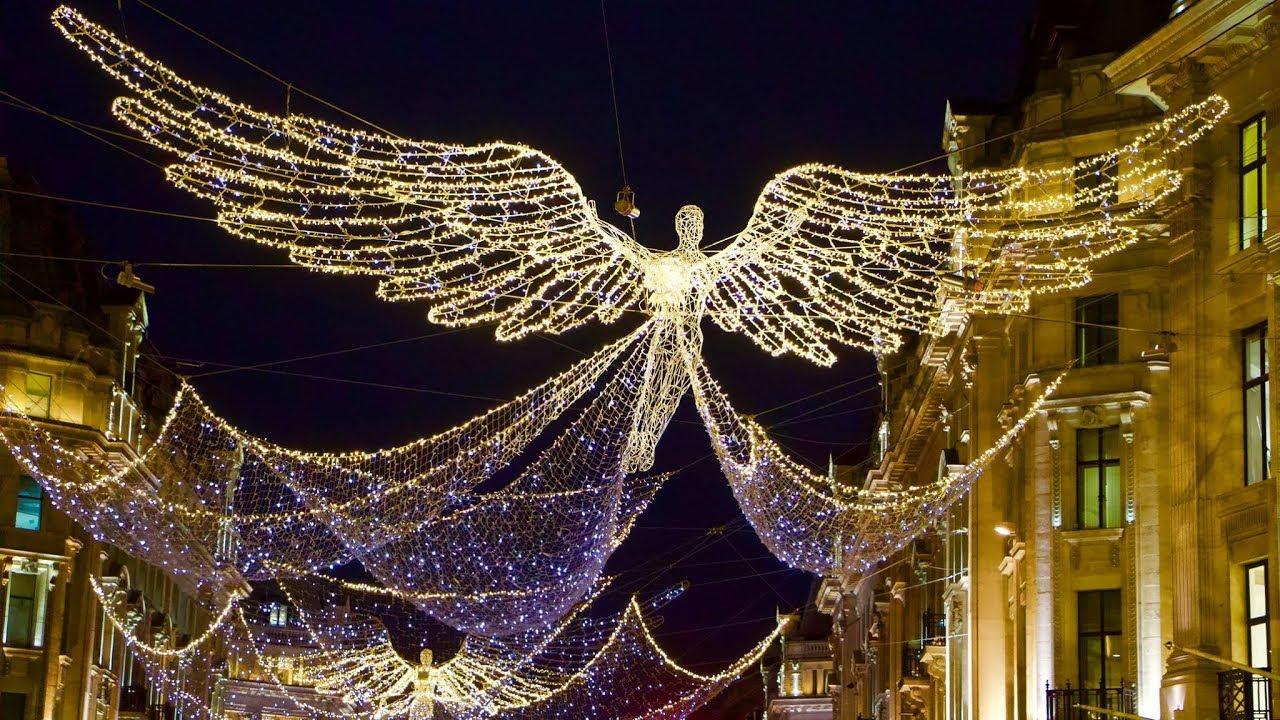 London Christmas Lights 2017 I Oxford Street & Regent ...
