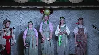 Детский ансамбль народной песни «Смолечка», с. Смоленщина