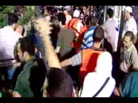 Massacre in Rabaa al-Adawiya Square EGYPT