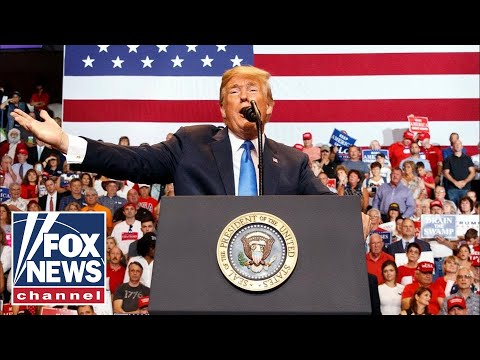 President Trump holds \'MAGA\' rally in Tennessee