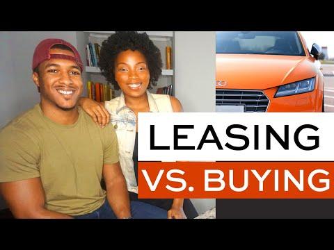 Buying A Car: Leasing, Paying Cash, or Financing?