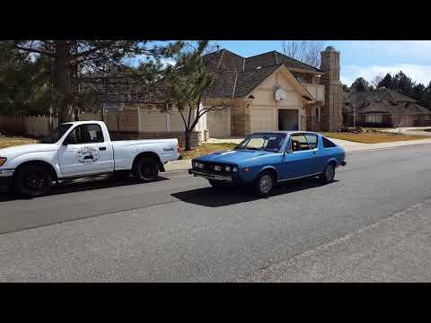 1975 Renault R17 Gordini First Drive - Thank You Tim , Charlie And Brant