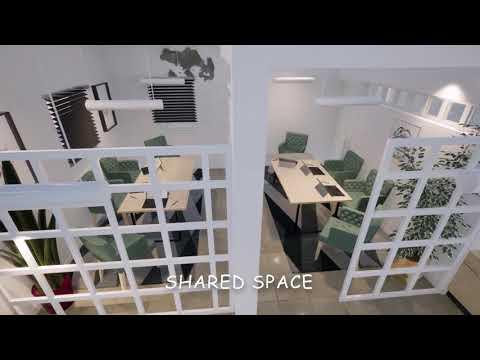 Design of Co-Working Space in Abidjan