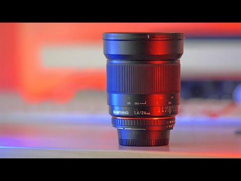 Samyang 24mm f1.4 (Rokinon / Bower / Walimex) Review