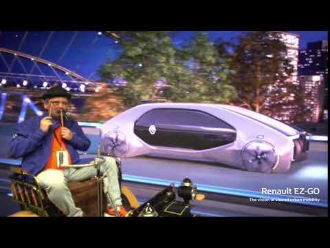 Genewa 2018, 120 lat Łatwego Życia z Renault