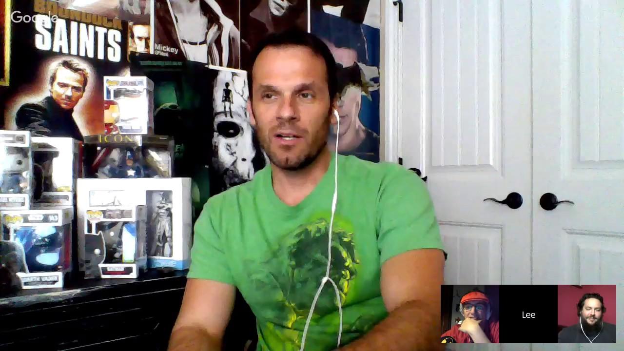 The Hatefull 8 Stream