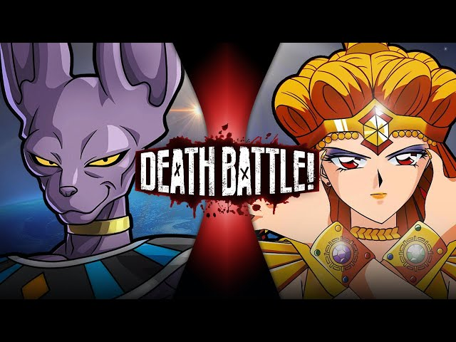 Beerus VS Sailor Galaxia (Dragon Ball VS Sailor Moon) | DEATH BATTLE!