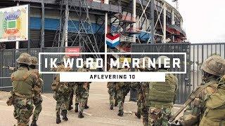 AANVAL OP FEYENOORD STADION? | IK WORD MARINIER #10