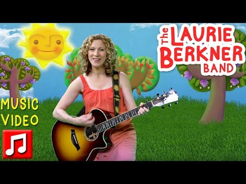 """When I Woke Up Today"" By The Laurie Berkner Band From Superhero Album 