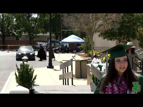 Valley Oak High School Class of 2020 Graduation