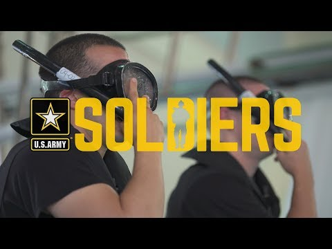 Soldiers share their experience of becoming Army Engineer Divers through the rigorous military training program, Pvt. Stephen Olinger and Pvt. Nolan Hurrish push their limits to earn their place among an elite niche of the Army's fighting force. #Readiness