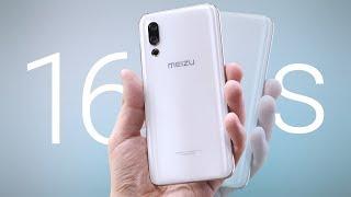 Обзор Meizu 16s с NFC и Snapdragon 855: тест камеры, игры с fps, сравнение с Mi 9, S10+ и 16th