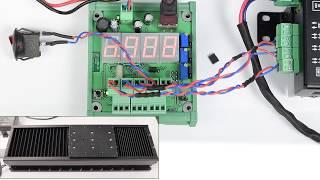 Подключение и настройка генератора управляющих сигналов PLC002-G2
