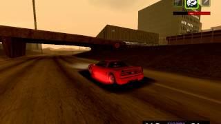 Клип самп под песню Б.П.А.Н. ( Без Посадки Авто Нет ) - Занижена Машина