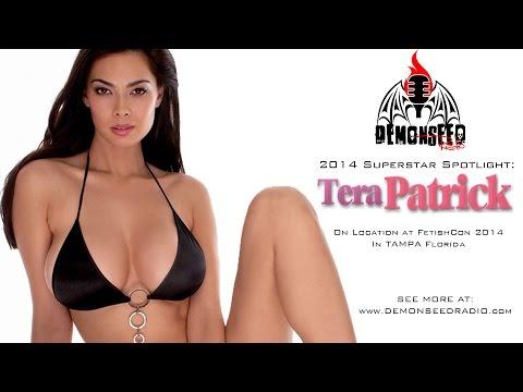 Adult Film Superstar Tera Patrick – Fetish Con 2014