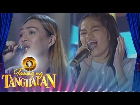 Tawag ng Tanghalan: Wella Gaspar vs. Janine Berdine