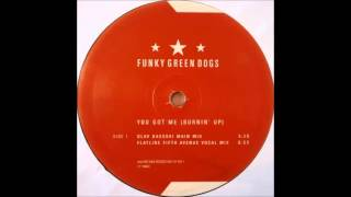 Funky Green Dogs - You Got Me (Burnin