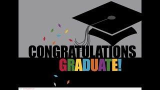 Congratulations Graduates! | 05-16-21 | 10:45am