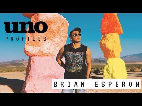 UNO Profiles: Brian Esperon