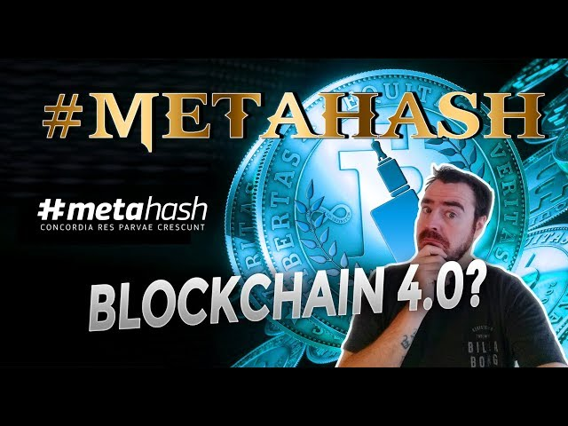 MetaHash - Blockchain 4.0 and Forging?