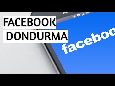 Facebook Dondurma 2019 Telefondan Mobil
