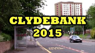 CLYDEBANK 2015 with a hint of 1975