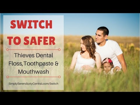 NonToxic Home - Switch to Safer Product: Dental Care